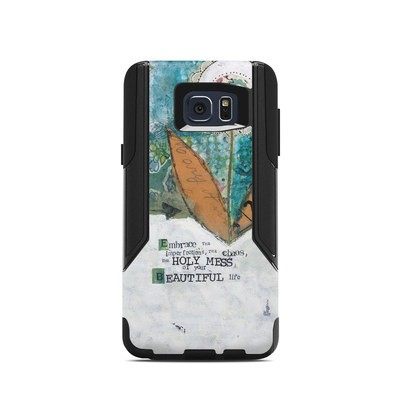 OtterBox Commuter Galaxy Note 5 Case Skin - Holy Mess