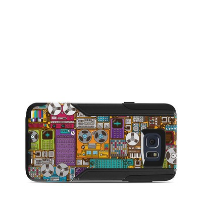 OtterBox Commuter Galaxy Note 5 Case Skin - In My Pocket