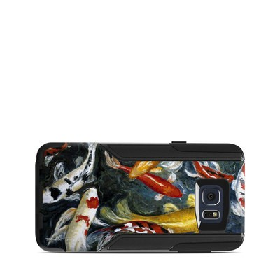 OtterBox Commuter Galaxy Note 5 Case Skin - Koi's Happiness