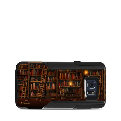 OtterBox Commuter Galaxy Note 5 Case Skin - Library