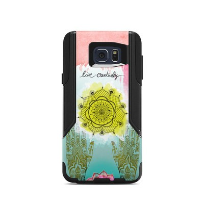 OtterBox Commuter Galaxy Note 5 Case Skin - Live Creative