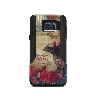 OtterBox Commuter Galaxy Note 5 Case Skin - Leap Of Faith