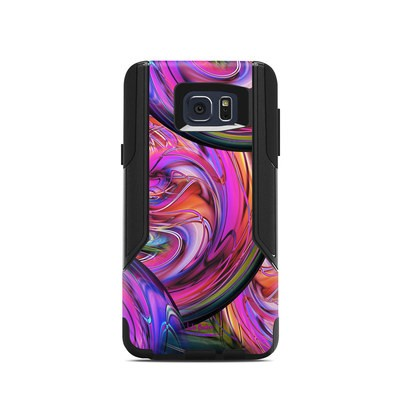 OtterBox Commuter Galaxy Note 5 Case Skin - Marbles