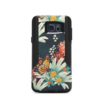 OtterBox Commuter Galaxy Note 5 Case Skin - Monarch Grove