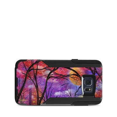OtterBox Commuter Galaxy Note 5 Case Skin - Moon Meadow
