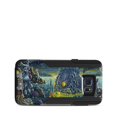 OtterBox Commuter Galaxy Note 5 Case Skin - Night Trawlers