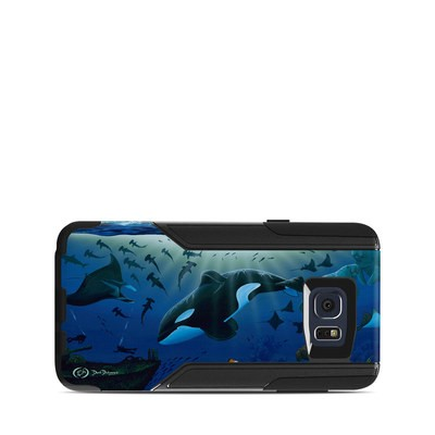 OtterBox Commuter Galaxy Note 5 Case Skin - Oceans For Youth