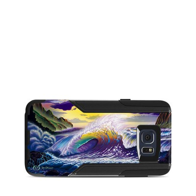 OtterBox Commuter Galaxy Note 5 Case Skin - Passion Fin