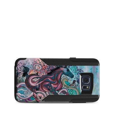 OtterBox Commuter Galaxy Note 5 Case Skin - Poetry in Motion