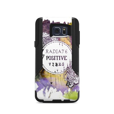OtterBox Commuter Galaxy Note 5 Case Skin - Radiate