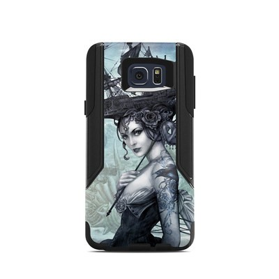 OtterBox Commuter Galaxy Note 5 Case Skin - Raventide