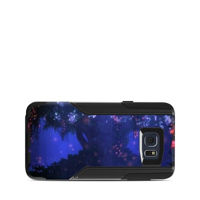 OtterBox Commuter Galaxy Note 5 Case Skin - Satori Night