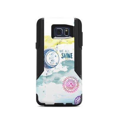 OtterBox Commuter Galaxy Note 5 Case Skin - Shine On