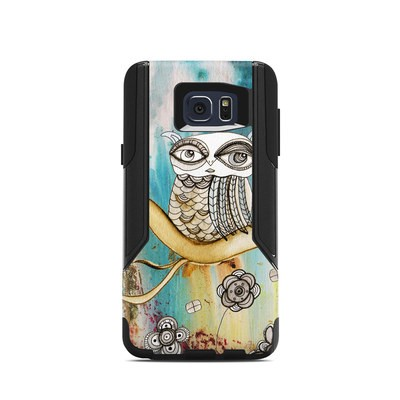 OtterBox Commuter Galaxy Note 5 Case Skin - Surreal Owl