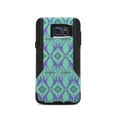 OtterBox Commuter Galaxy Note 5 Case Skin - Tower of Giraffes
