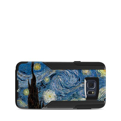 OtterBox Commuter Galaxy Note 5 Case Skin - Starry Night