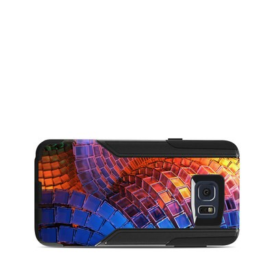 OtterBox Commuter Galaxy Note 5 Case Skin - Waveform