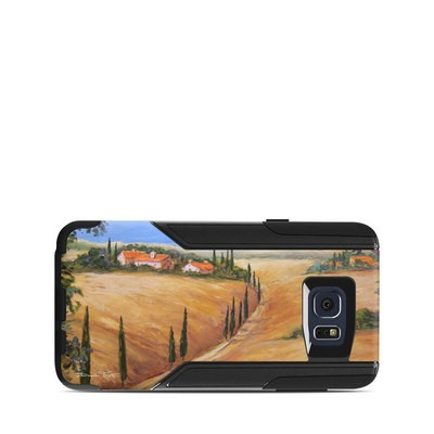 OtterBox Commuter Galaxy Note 5 Case Skin - Wheat Fields
