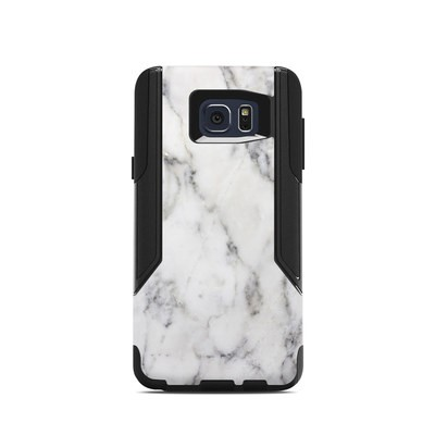 OtterBox Commuter Galaxy Note 5 Case Skin - White Marble