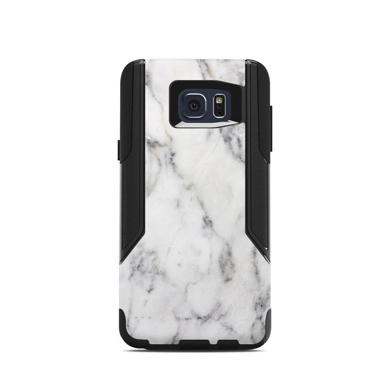 Otterbox Commuter Galaxy Note 5 Case Skin White Marble