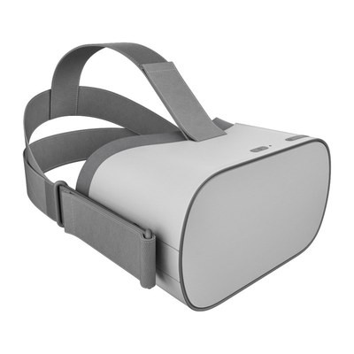 Oculus Go Skin - Solid State White