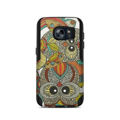 OtterBox Commuter Galaxy S7 Case Skin - 4 owls