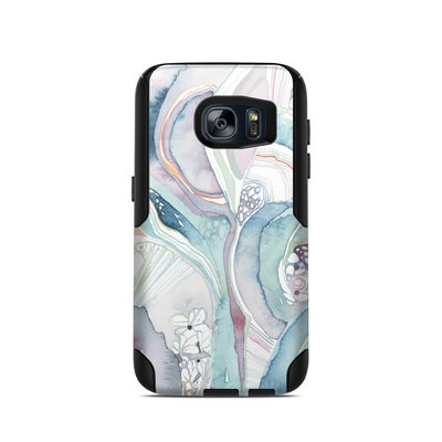 OtterBox Commuter Galaxy S7 Case Skin - Abstract Organic