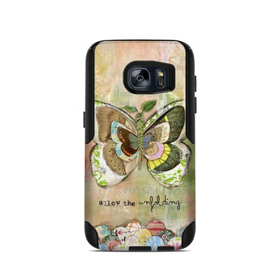 OtterBox Commuter Galaxy S7 Case Skin - Allow The Unfolding