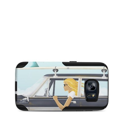 OtterBox Commuter Galaxy S7 Case Skin - Anticipation