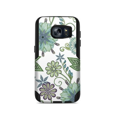 OtterBox Commuter Galaxy S7 Case Skin - Antique Nouveau