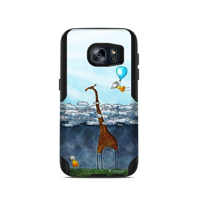 OtterBox Commuter Galaxy S7 Case Skin - Above The Clouds