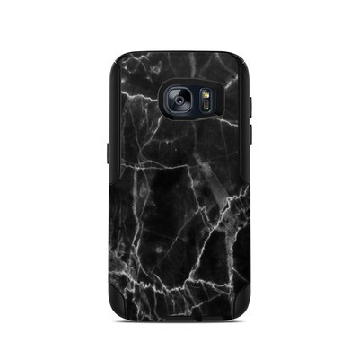 OtterBox Commuter Galaxy S7 Case Skin - Black Marble