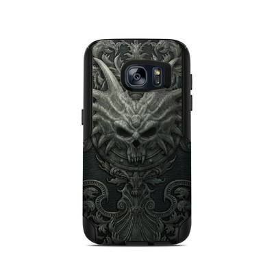 OtterBox Commuter Galaxy S7 Case Skin - Black Book