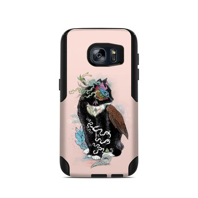 OtterBox Commuter Galaxy S7 Case Skin - Black Magic