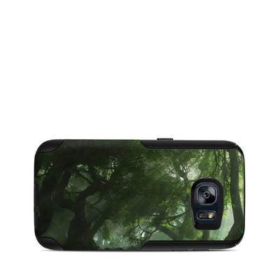 OtterBox Commuter Galaxy S7 Case Skin - Canopy Creek Spring