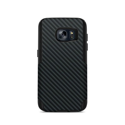 OtterBox Commuter Galaxy S7 Case Skin - Carbon