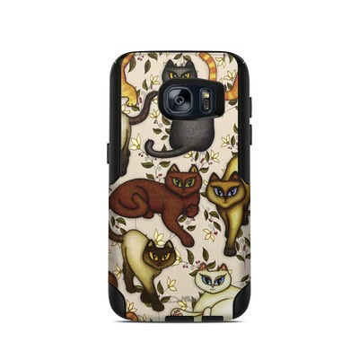 OtterBox Commuter Galaxy S7 Case Skin - Cats