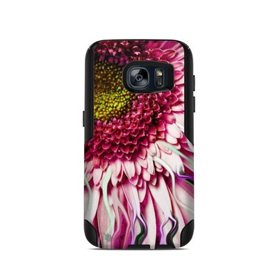 OtterBox Commuter Galaxy S7 Case Skin - Crazy Daisy