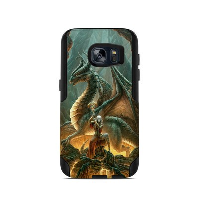 OtterBox Commuter Galaxy S7 Case Skin - Dragon Mage