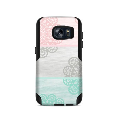 OtterBox Commuter Galaxy S7 Case Skin - Doily