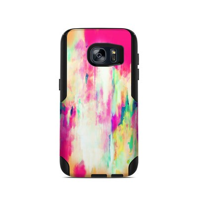 OtterBox Commuter Galaxy S7 Case Skin - Electric Haze