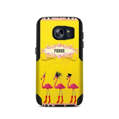 OtterBox Commuter Galaxy S7 Case Skin - Fierce