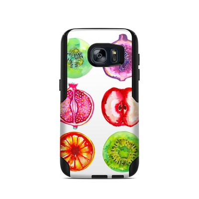 OtterBox Commuter Galaxy S7 Case Skin - Fruits