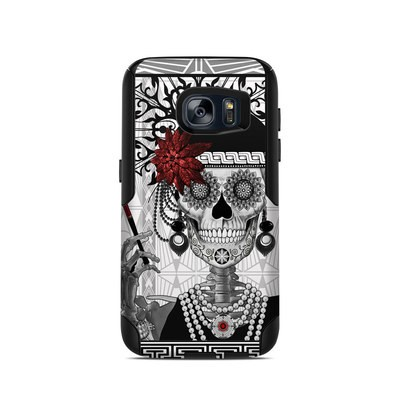 OtterBox Commuter Galaxy S7 Case Skin - Mrs Gloria Vanderbone