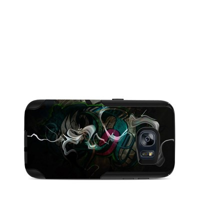 OtterBox Commuter Galaxy S7 Case Skin - Graffstract