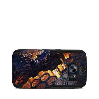 OtterBox Commuter Galaxy S7 Case Skin - Hivemind
