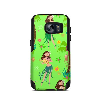 OtterBox Commuter Galaxy S7 Case Skin - Hula Honey