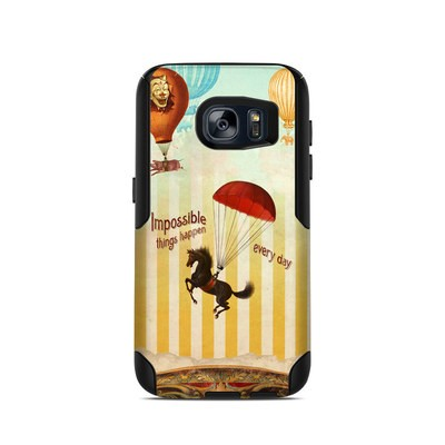 OtterBox Commuter Galaxy S7 Case Skin - Impossible