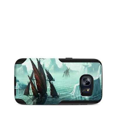 OtterBox Commuter Galaxy S7 Case Skin - Into the Unknown