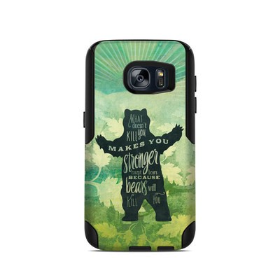 OtterBox Commuter Galaxy S7 Case Skin - What Doesnt Kill You